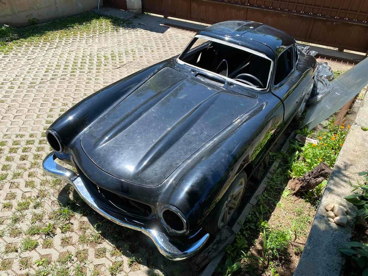 1956 Mercedes 300 sl gullwing replica For Sale (picture 2 of 6)