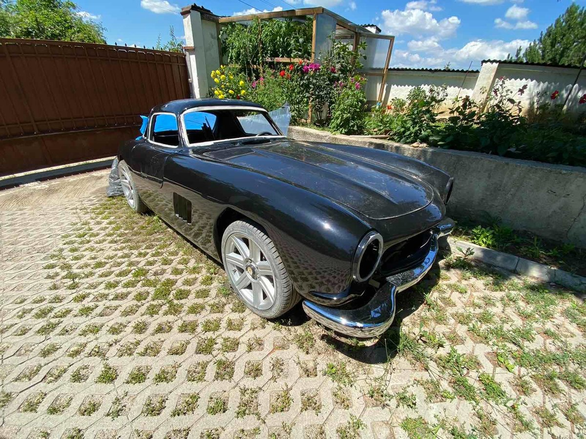 1956 Mercedes 300 sl gullwing replica For Sale (picture 3 of 6)