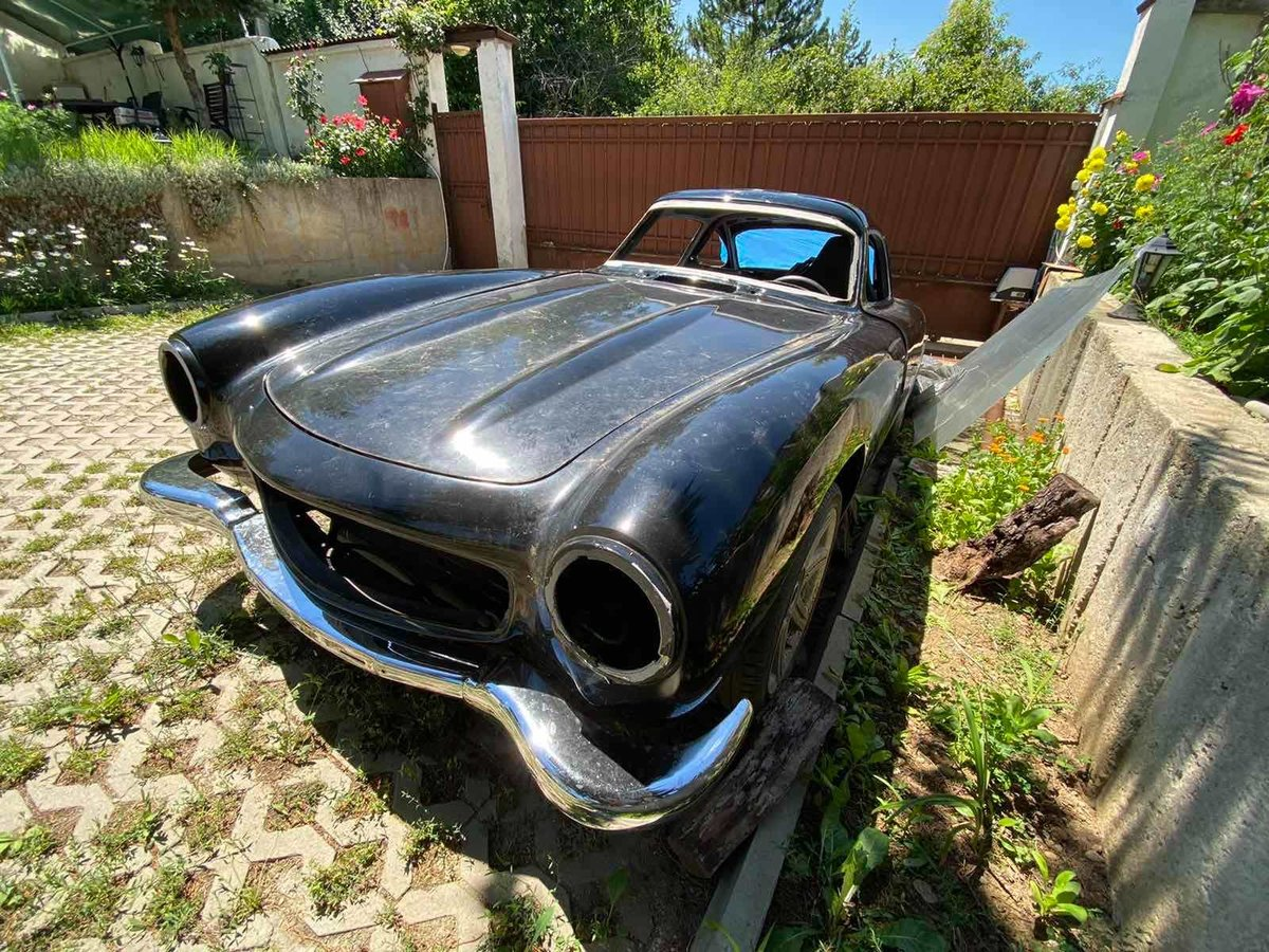 1956 Mercedes 300 sl gullwing replica For Sale (picture 4 of 6)