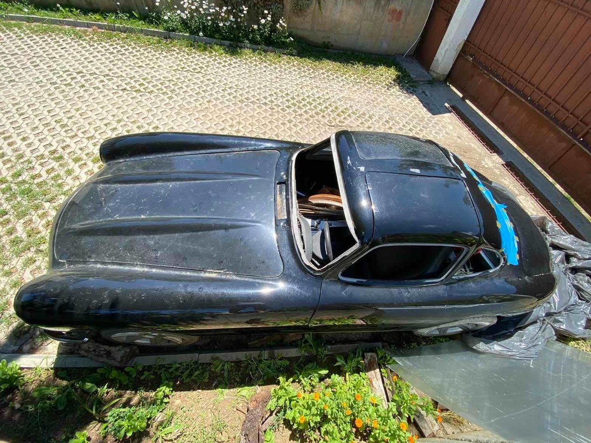 1956 Mercedes 300 sl gullwing replica For Sale (picture 5 of 6)