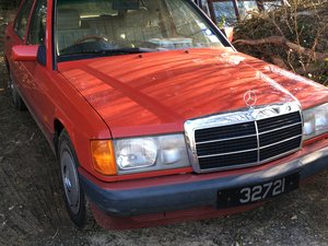 Picture of 1996 Mercedes 190 -low miles 1 owner For Sale