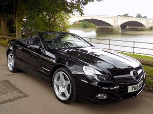 Picture of 2011 Mercedes-Benz SL350 7G-Tronic Convertible - Only 15650 Miles SOLD