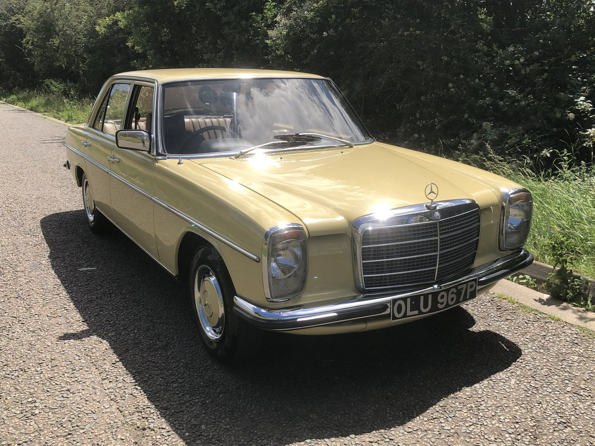1975 Mercedes 230.4 Auto For Sale (picture 1 of 6)
