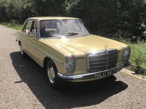 1975 Mercedes 230.4 Auto For Sale
