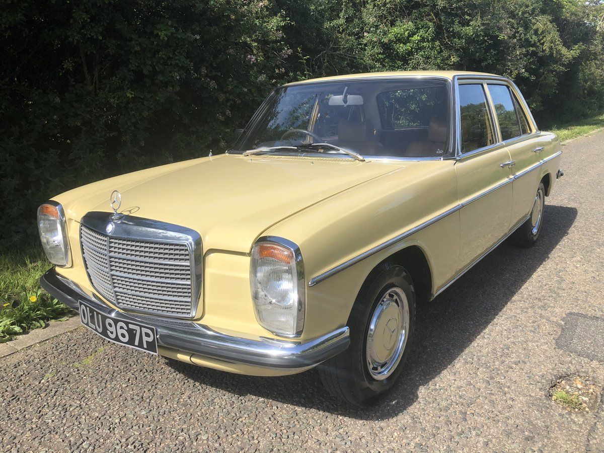 1975 Mercedes 230.4 Auto For Sale (picture 2 of 6)