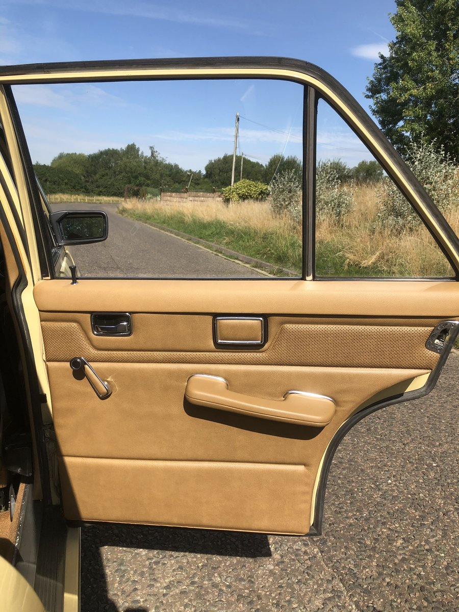 1975 Mercedes 230.4 Auto For Sale (picture 6 of 6)