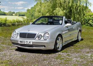 Mercedes CLK CLK55 AMG W208 Convertible