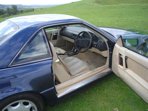 1995 MERCEDES SL 280