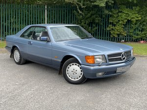 1989 superb value for money c126 500 sec