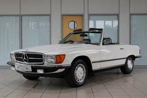 1984 Mercedes 280 SL Auto