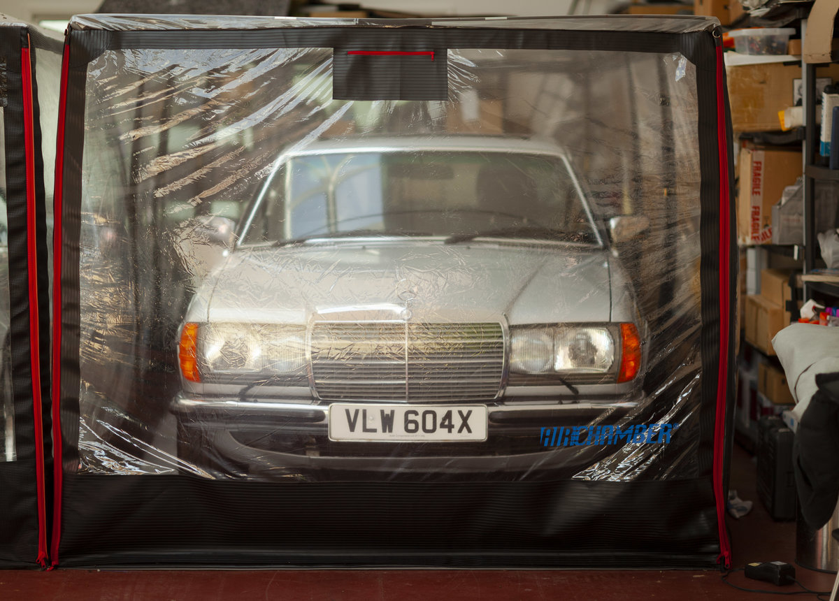 1982 Mercedes 280CE W123 For Sale (picture 6 of 6)