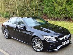 Mercedes-Benz C Class 4.0 C63 AMG (s/s) 4dr FULLY LOADED