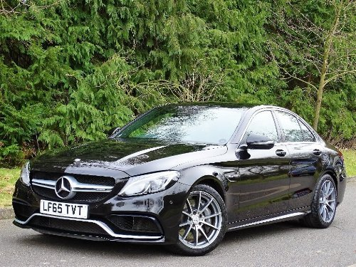 2015 Mercedes-Benz C Class 4.0 C63 AMG (s/s) 4dr FULLY LOADED For Sale (picture 2 of 10)
