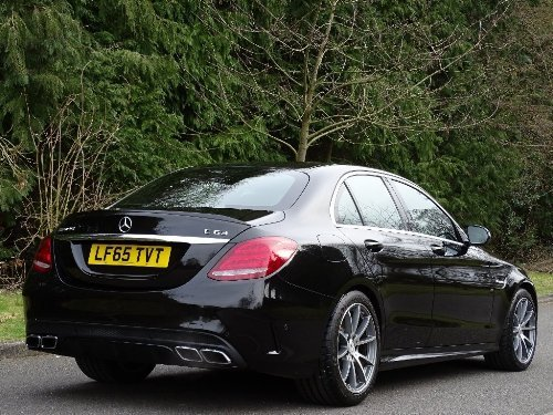 2015 Mercedes-Benz C Class 4.0 C63 AMG (s/s) 4dr FULLY LOADED For Sale (picture 3 of 10)