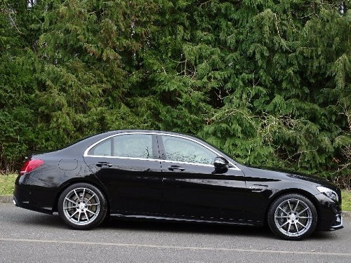 2015 Mercedes-Benz C Class 4.0 C63 AMG (s/s) 4dr FULLY LOADED For Sale (picture 5 of 10)
