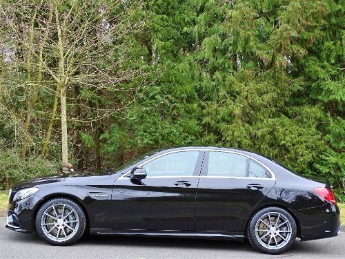 2015 Mercedes-Benz C Class 4.0 C63 AMG (s/s) 4dr FULLY LOADED For Sale (picture 6 of 10)