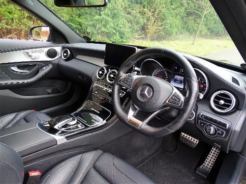 2015 Mercedes-Benz C Class 4.0 C63 AMG (s/s) 4dr FULLY LOADED For Sale (picture 7 of 10)