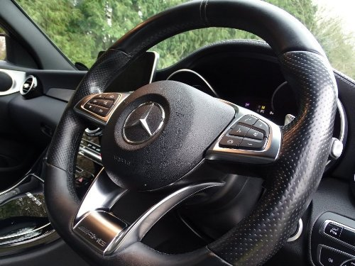 2015 Mercedes-Benz C Class 4.0 C63 AMG (s/s) 4dr FULLY LOADED For Sale (picture 8 of 10)