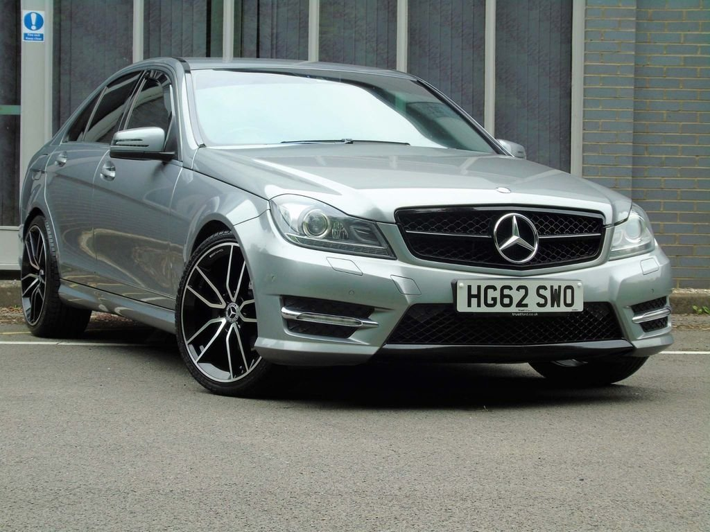 2012 Mercedes-Benz C Class 2.1 C250 CDI BlueEFFICIENCY AMG Sport  For Sale (picture 1 of 10)