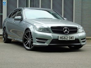 Mercedes-Benz C Class 2.1 C250 CDI BlueEFFICIENCY AMG Sport