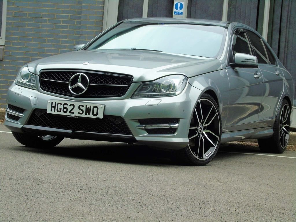2012 Mercedes-Benz C Class 2.1 C250 CDI BlueEFFICIENCY AMG Sport  For Sale (picture 2 of 10)