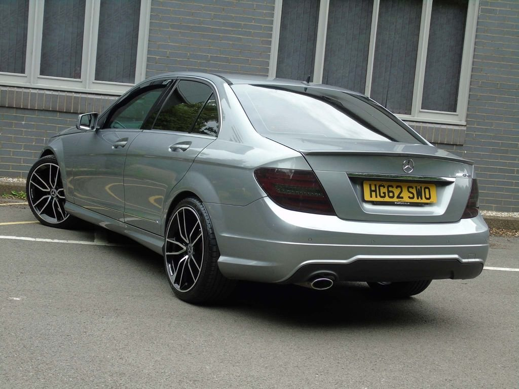 2012 Mercedes-Benz C Class 2.1 C250 CDI BlueEFFICIENCY AMG Sport  For Sale (picture 5 of 10)