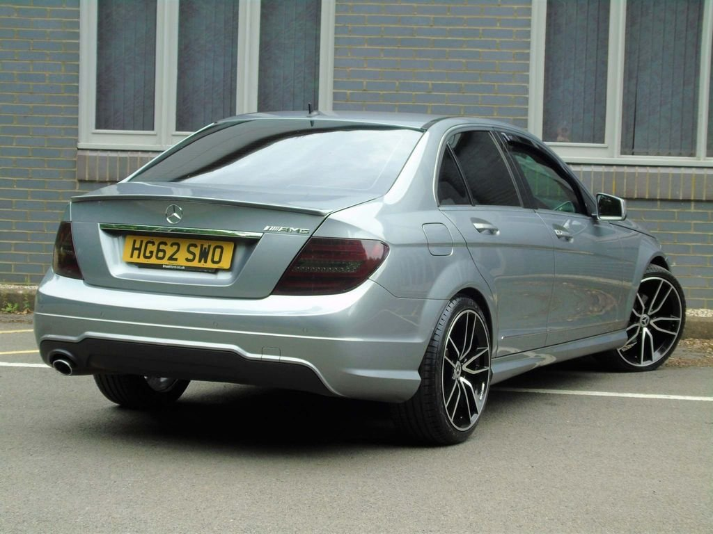 2012 Mercedes-Benz C Class 2.1 C250 CDI BlueEFFICIENCY AMG Sport  For Sale (picture 6 of 10)