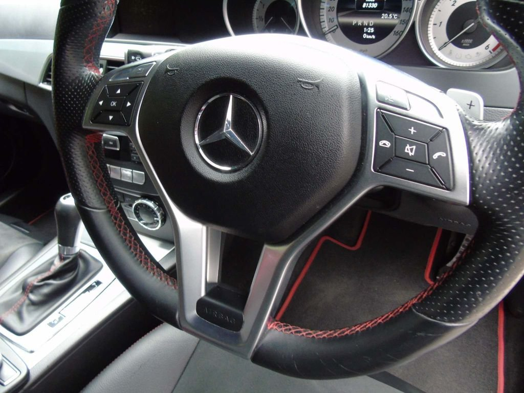 2012 Mercedes-Benz C Class 2.1 C250 CDI BlueEFFICIENCY AMG Sport  For Sale (picture 10 of 10)