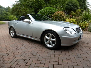 2001 One Owner+Impeccable service history! SOLD