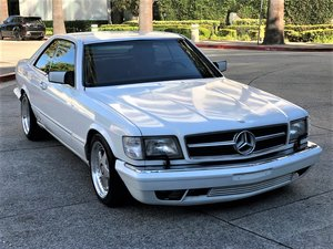 Picture of 1987 Mercedes-Benz 560 SEC SOLD