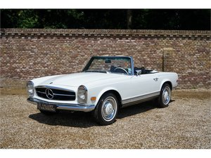 Picture of 1967 Mercedes-Benz W113 250SL Pagode fully restored and revised e For Sale