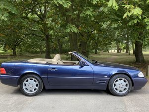 Picture of Mercedes SL320 Convertible 1996 Automatic Great Value SOLD