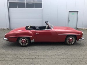 Picture of Mercedes Benz 190SL model 1959, matching,  For Sale