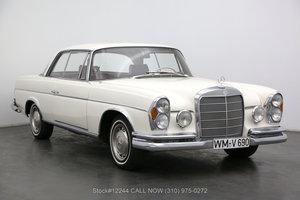 1963 Mercedes-Benz 220SEB Coupe
