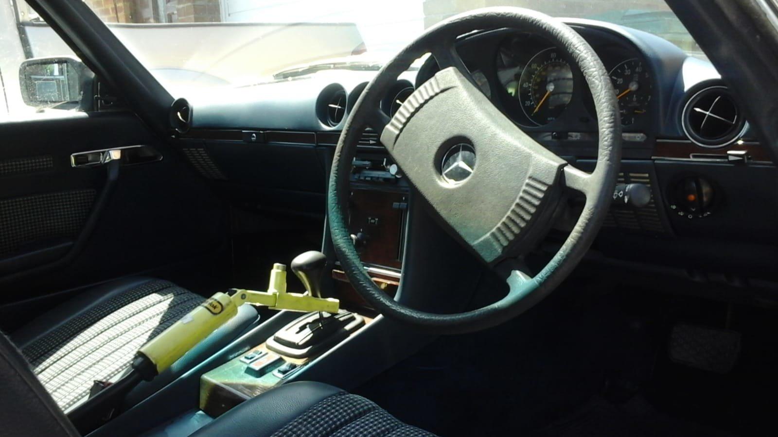 1978 Mercedes 350SL V8 For Sale (picture 3 of 6)