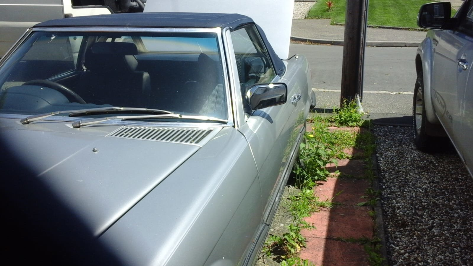 1978 Mercedes 350SL V8 For Sale (picture 4 of 6)