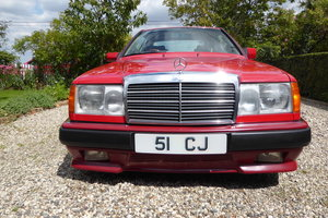 Stunning Mercedes 230CE Auto - Very Low Mileage
