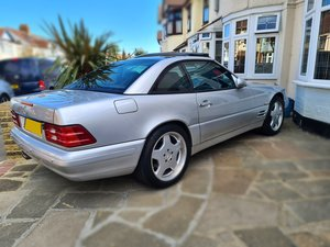 1999 Mercedes SL280 V6 R129 Panoramic Roof For Sale
