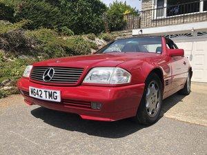 Lot 4 - 1995 Mercedes-Benz 280SL - 29/07/20