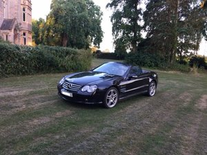 Lot 24 - 2002 Mercedes-Benz SL55 AMG - 29/07/20