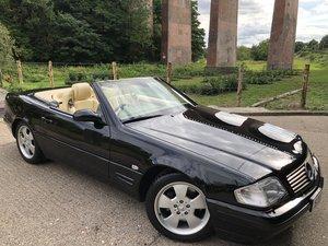 Mercedes SL500 V8 | 1998 'S' | Genuine 48,000 Miles | FSH |
