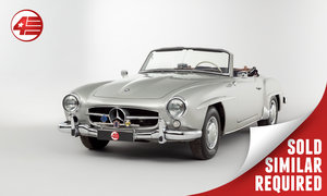 Picture of 1956 Mercedes 190SL /// Beautifully Restored With Hardtop SOLD