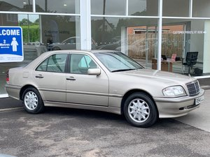 1998 Mercedes C Class *INCREDIBLE MILEAGE & HISTORY*