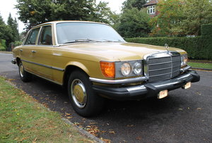 Picture of 1976 Mercedes Benz 450 SEL LHD - Direct From Private Collection For Sale