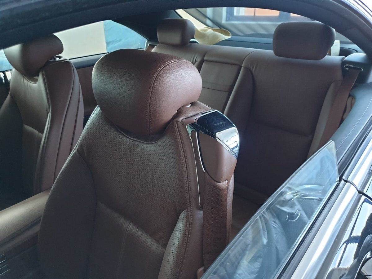 2008 Mercedes-Benz CL500, 5.5 V8, FMBSH. Low Miles For Sale (picture 2 of 6)