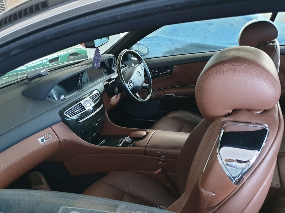2008 Mercedes-Benz CL500, 5.5 V8, FMBSH. Low Miles For Sale (picture 3 of 6)
