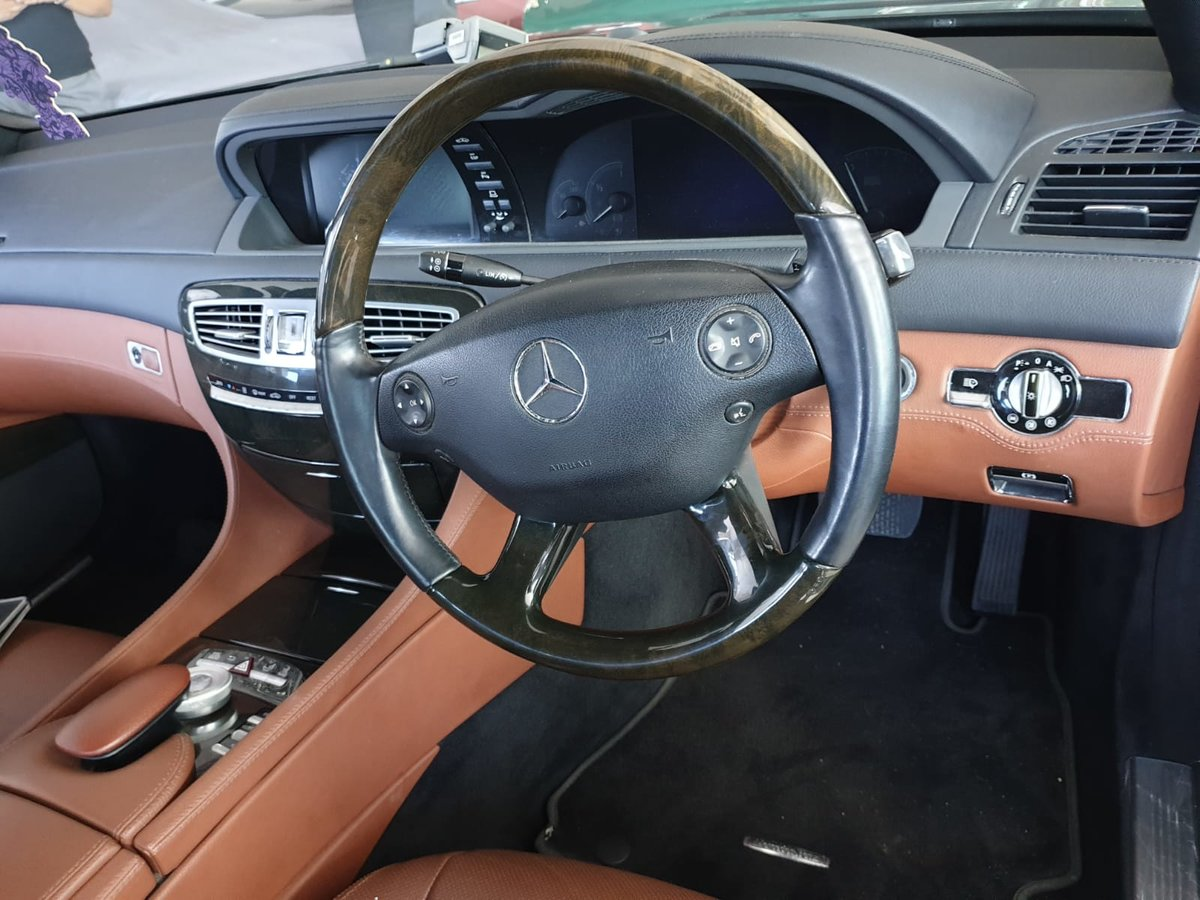 2008 Mercedes-Benz CL500, 5.5 V8, FMBSH. Low Miles For Sale (picture 6 of 6)