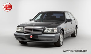 Picture of 1995 Mercedes W140 S320 /// Just 34k Miles For Sale