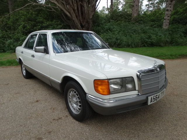 1984 Mercedes 280 SE For Sale (picture 1 of 6)