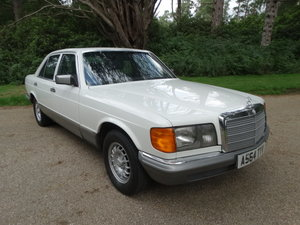 Picture of 1984 Mercedes 280 SE SOLD